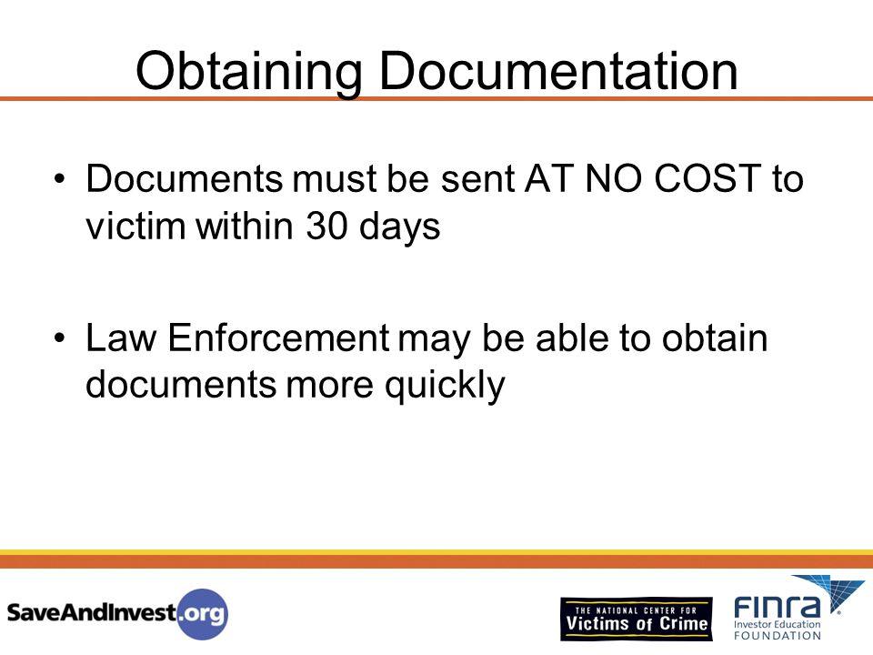 Obtaining Documentation