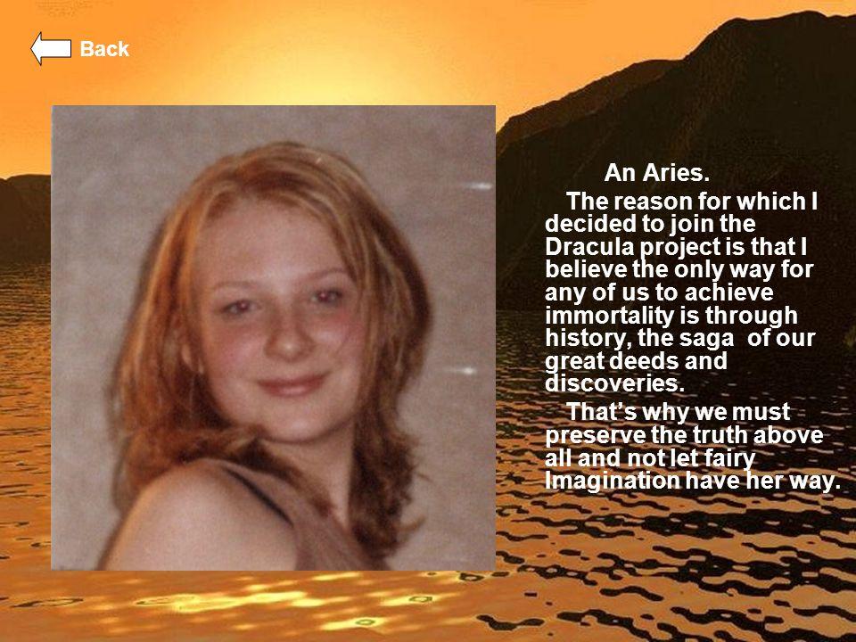 Back An Aries.
