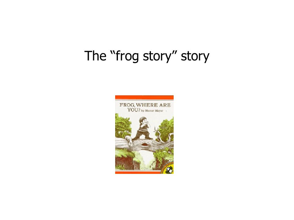 The frog story story
