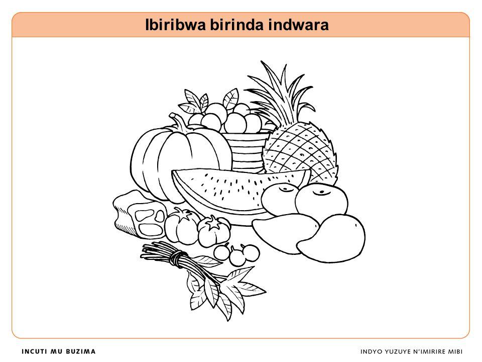 Ibiribwa birinda indwara