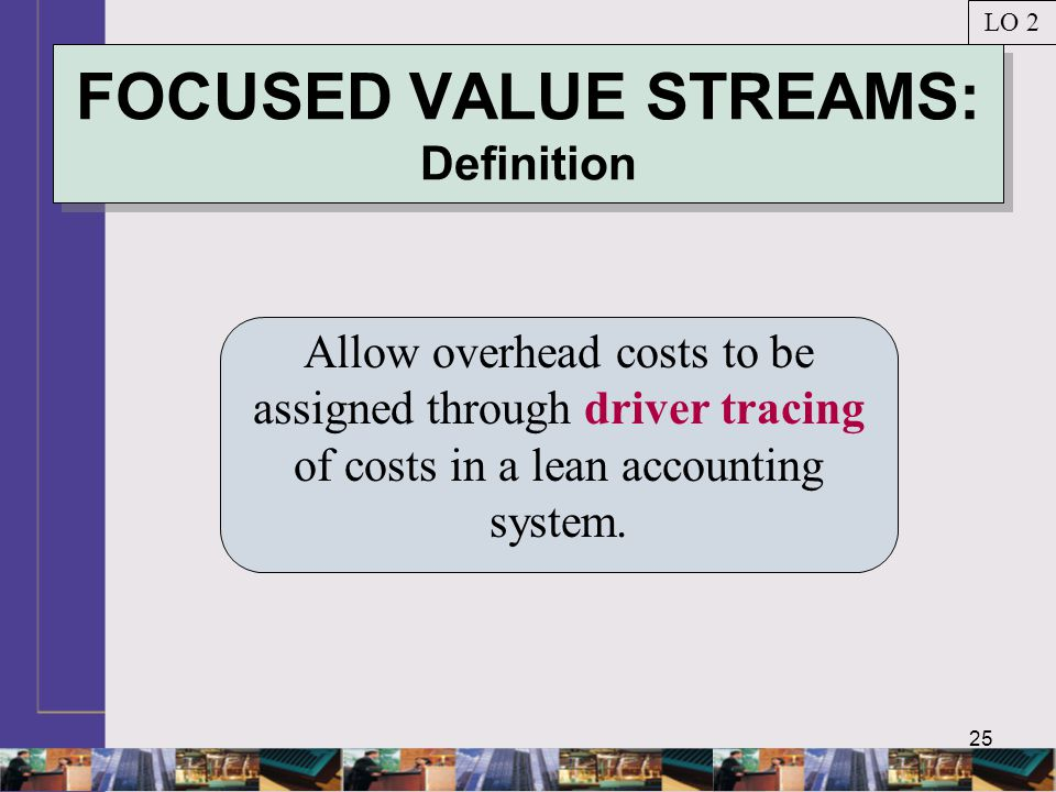 FOCUSED VALUE STREAMS: Definition