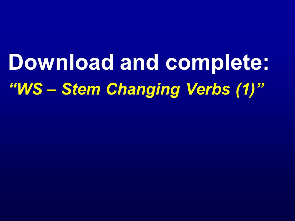 Download and complete: