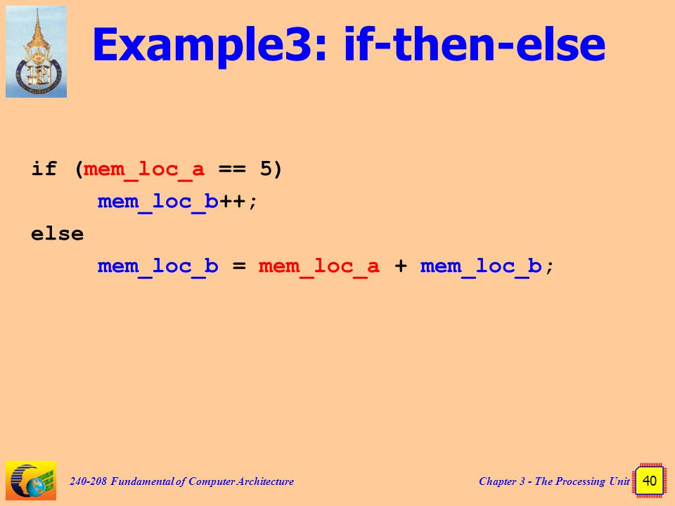 Example3: if-then-else