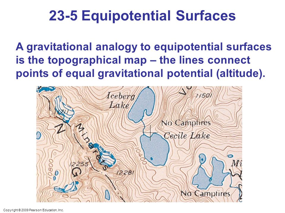 23-5 Equipotential Surfaces