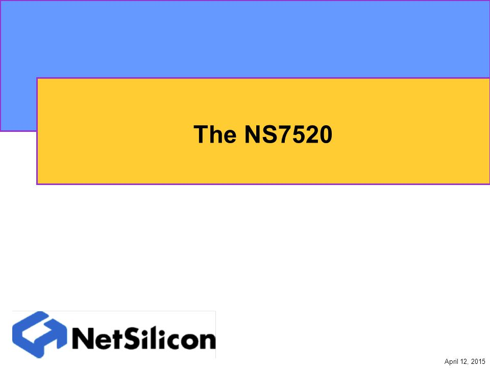 The NS7520
