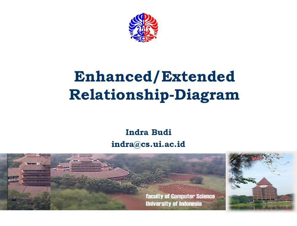 Enhanced/Extended Relationship-Diagram