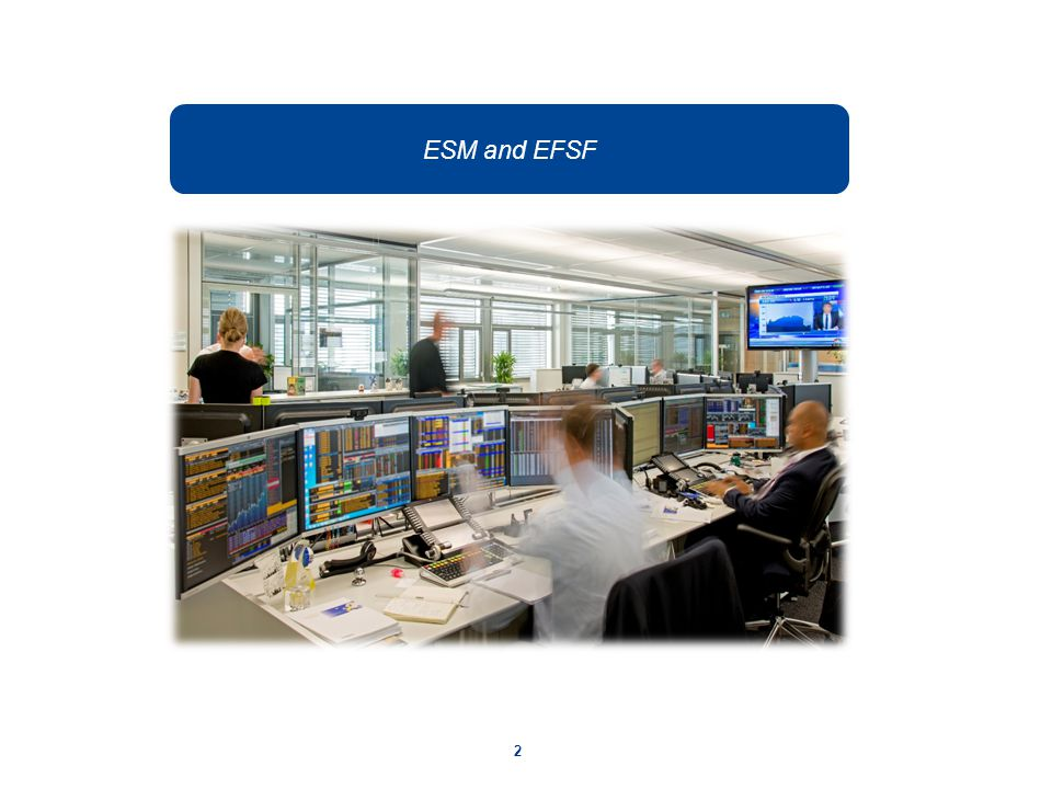 ESM and EFSF