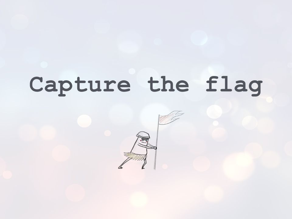 Capture the flag We guessed that we just need to find the right flag to put the device in promisc