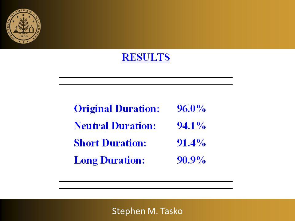 Stephen M. Tasko