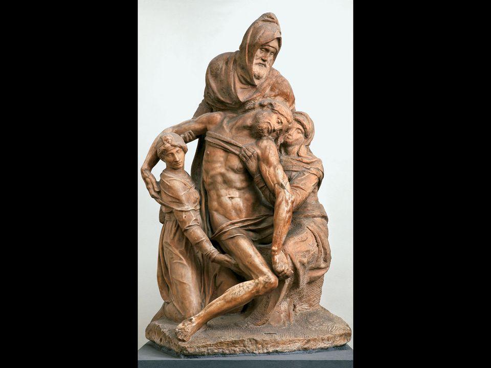Michelangelo. Pietà. ca. 1546 Figure 17.16 18
