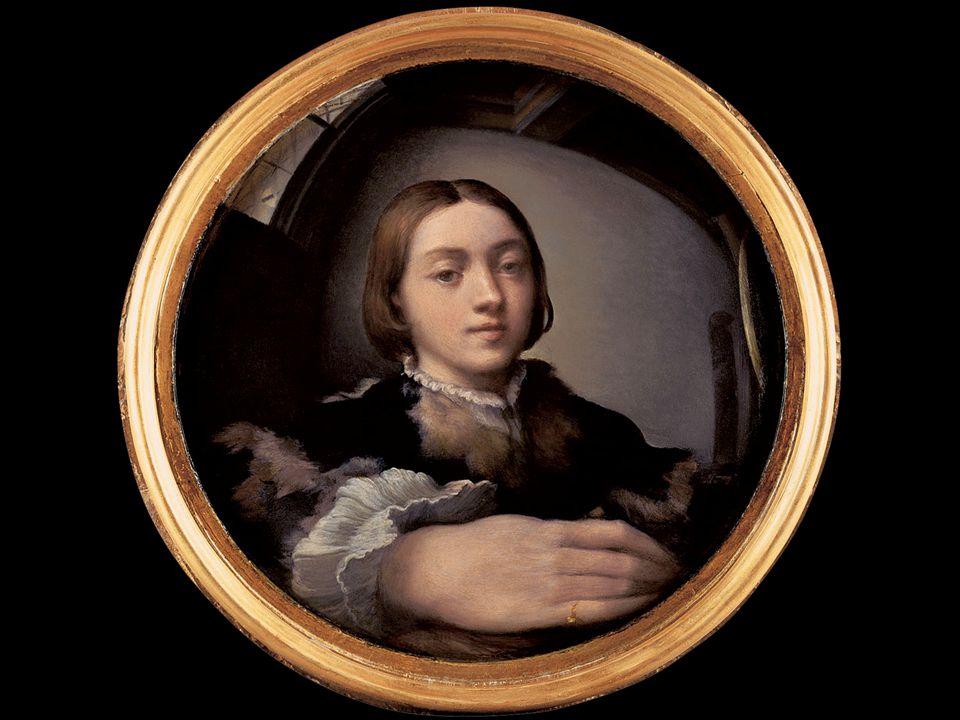 Parmigianino. Self-Portrait. 1524