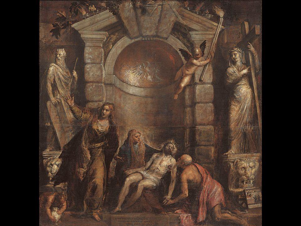 Titian. Pietà. ca. 1576 Figure 17.37 39