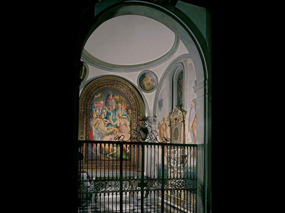 Capponi Chapel, Santa Felicità, Florence