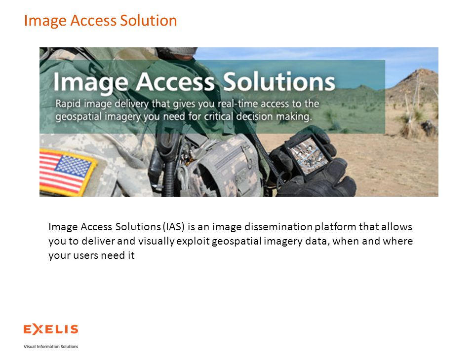 Image Access Solution