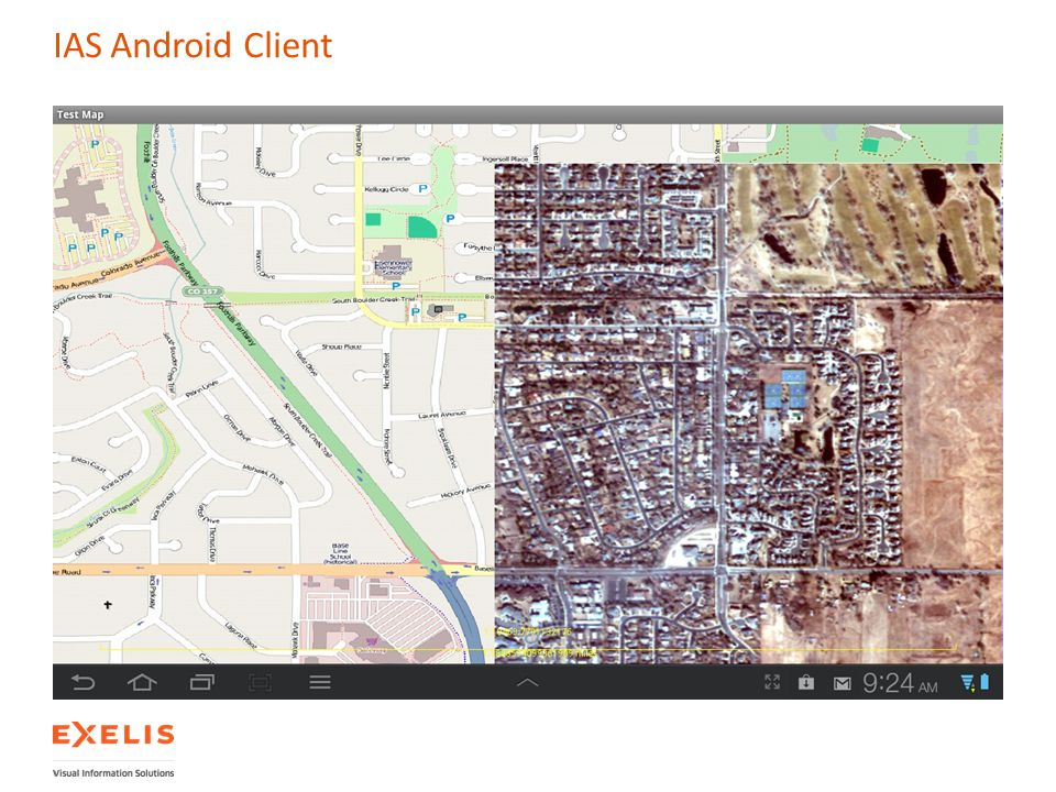 IAS Android Client