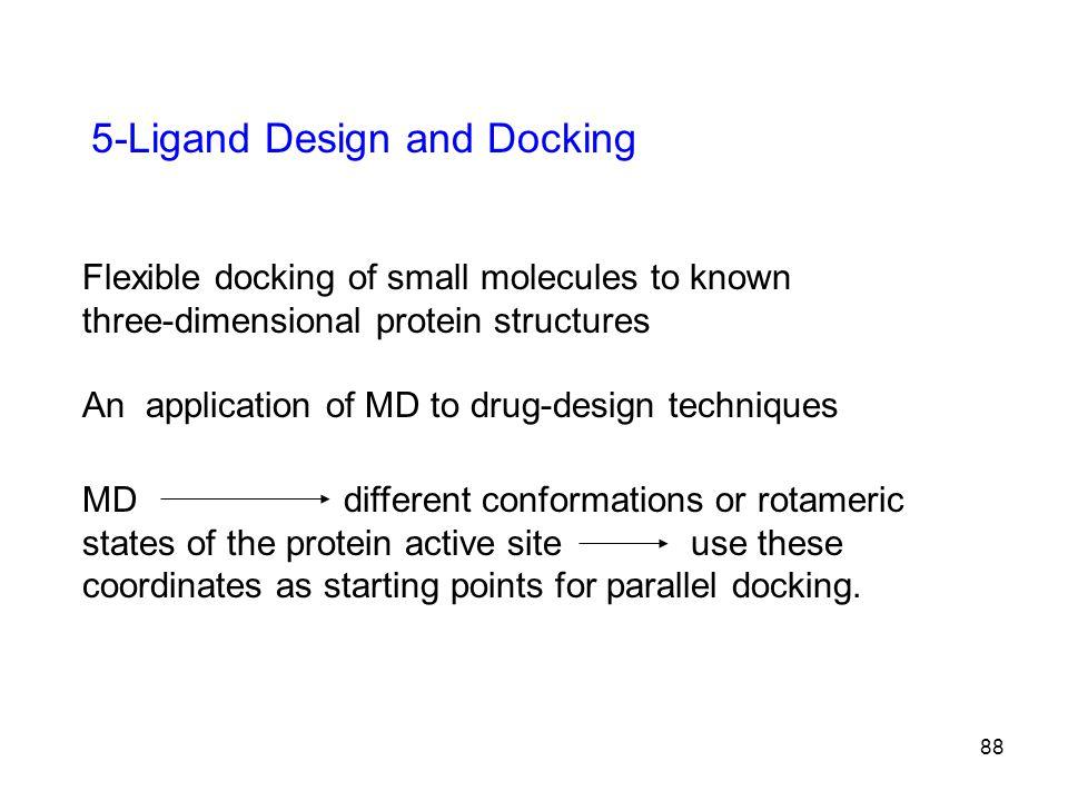 5-Ligand Design and Docking