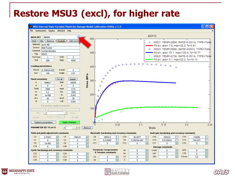 Restore MSU3 (excl), for higher rate