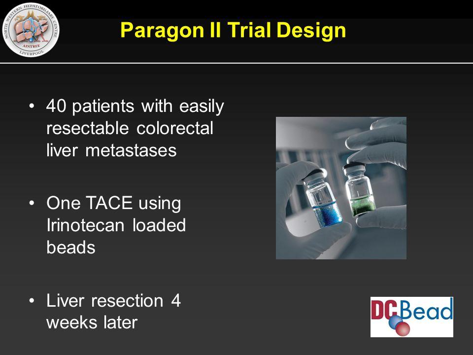 Paragon II Trial Design