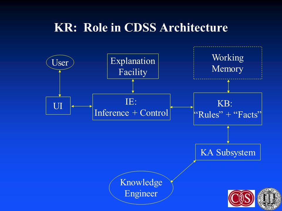 KR: Role in CDSS Architecture