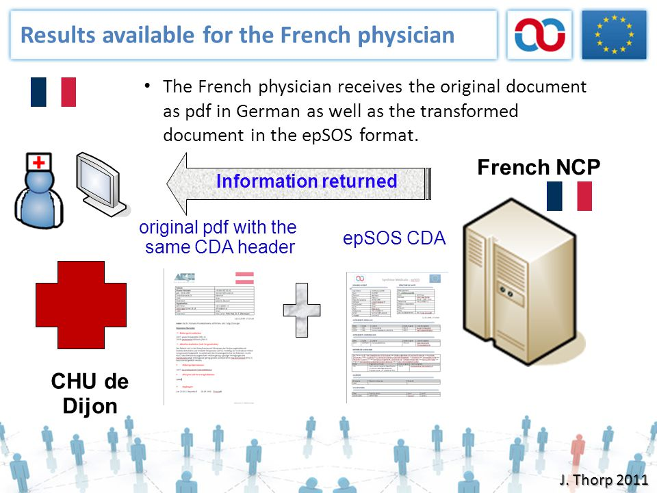 Results available for the French physician