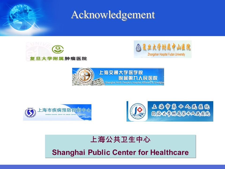 Shanghai Public Center for Healthcare