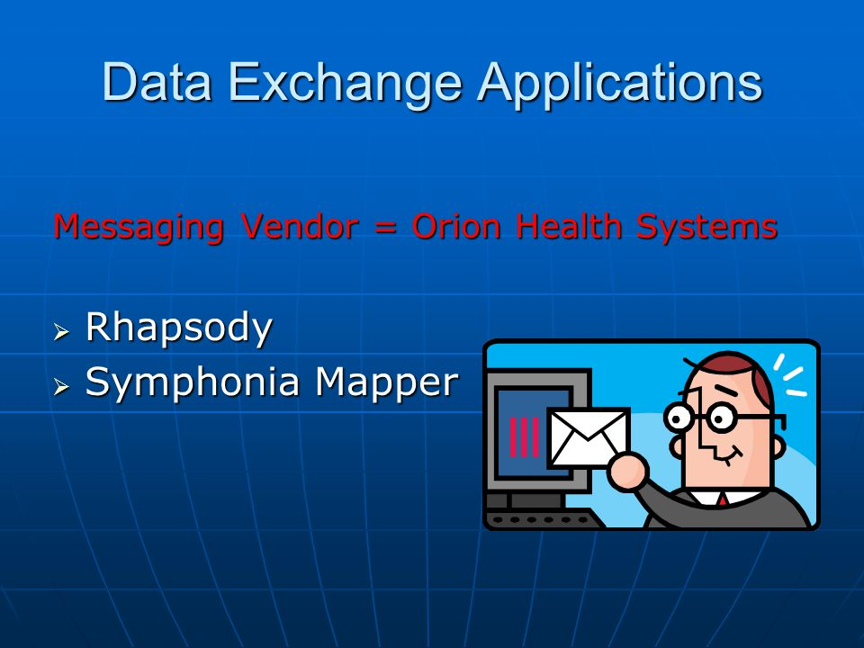 Data Exchange Applications
