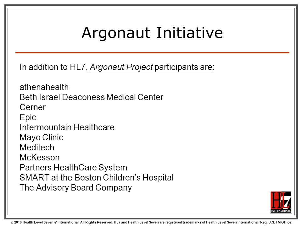 Argonaut Initiative