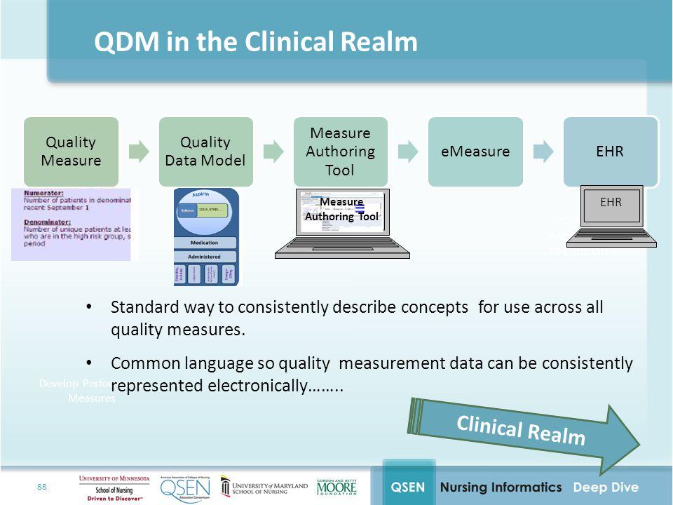 QDM Virtual Forum 10.19.11- Draft Slide Review