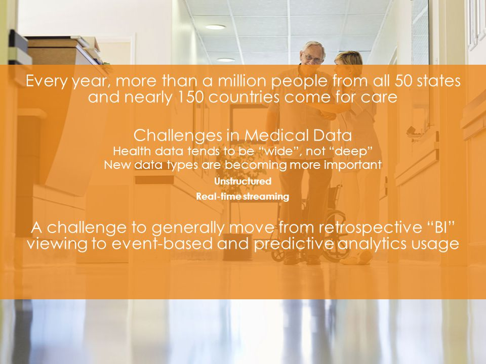 Challenges in Medical Data