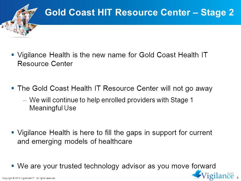 Gold Coast HIT Resource Center – Stage 2