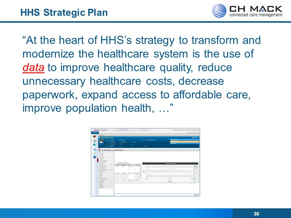 HHS Strategic Plan