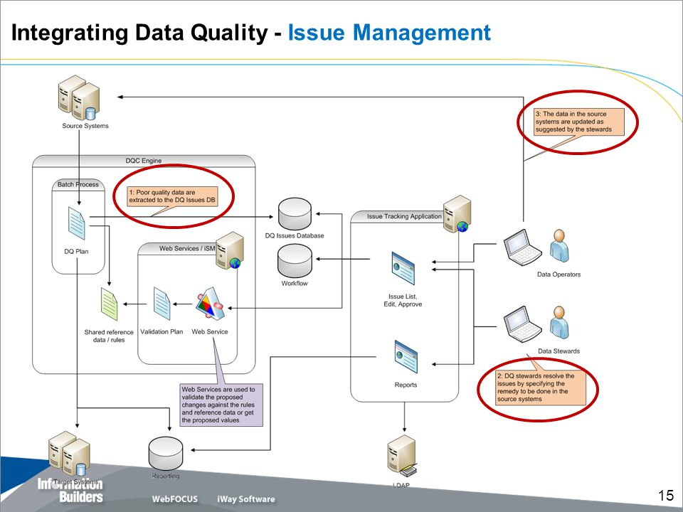 Integrating Data Quality - Issue Management
