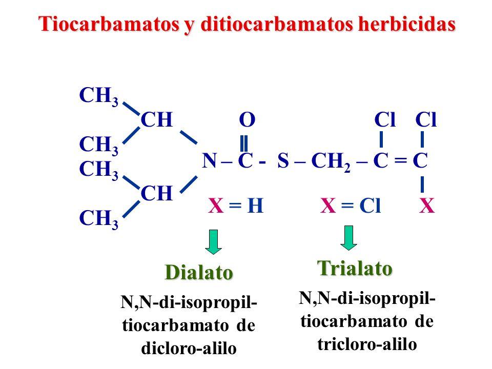 tiocarbamato de tricloro-alilo