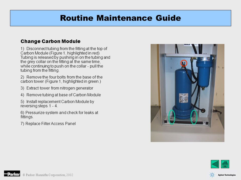 Routine Maintenance Guide