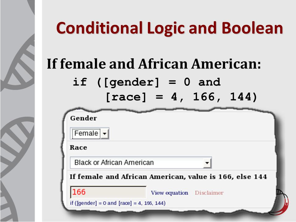 Conditional Logic and Boolean