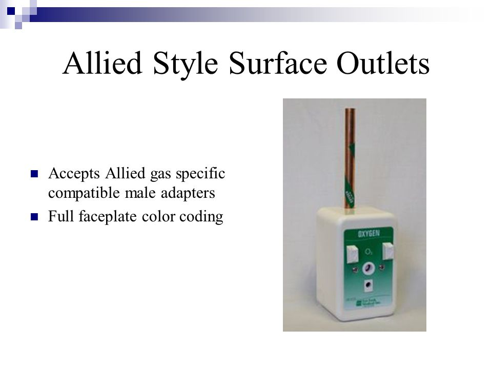 Allied Style Surface Outlets