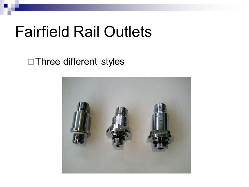 Fairfield Rail Outlets