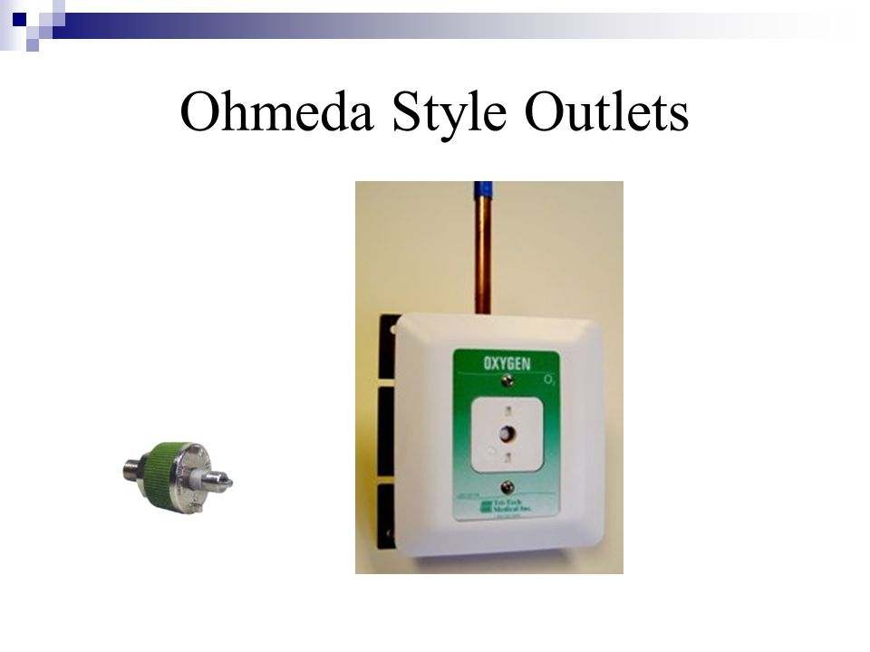 Ohmeda Style Outlets