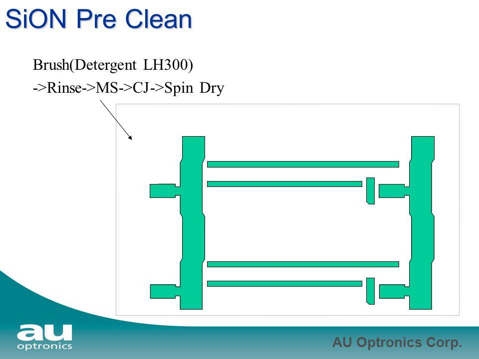 SiON Pre Clean Brush(Detergent LH300)