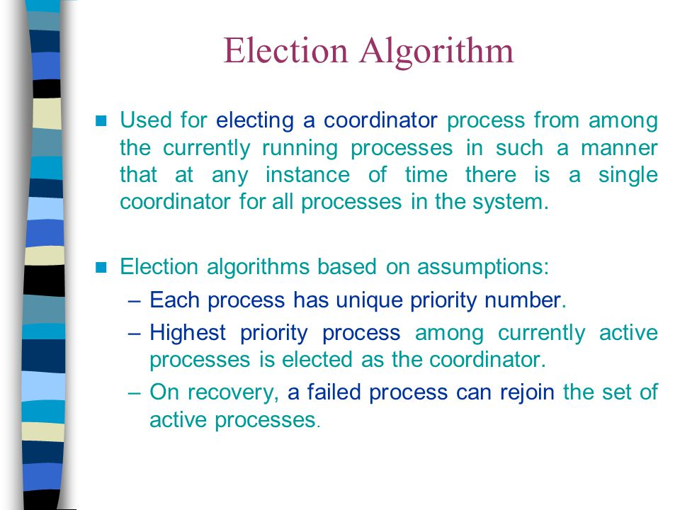 Election Algorithm