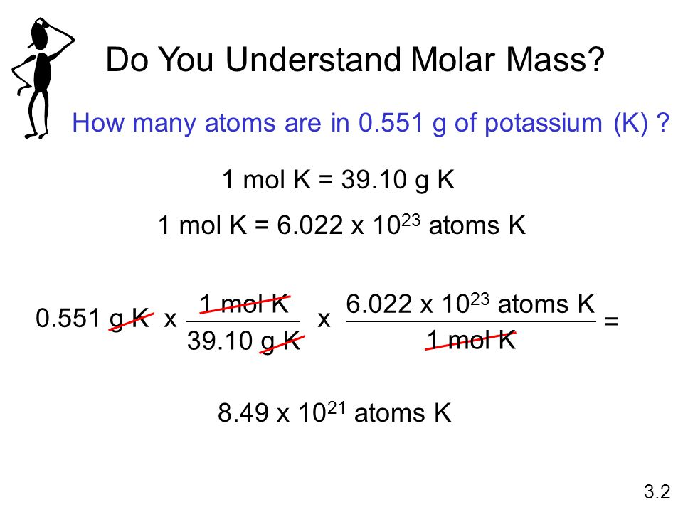 Do You Understand Molar Mass