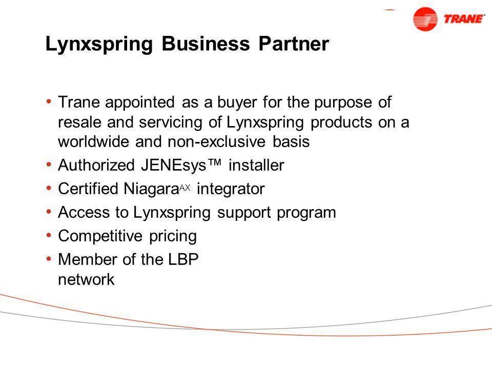 Lynxspring Business Partner