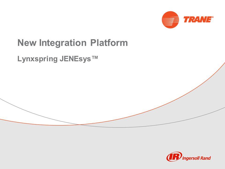 New Integration Platform
