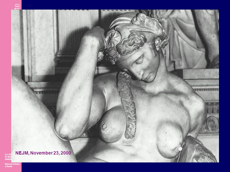 NEJM, November 23, 2000