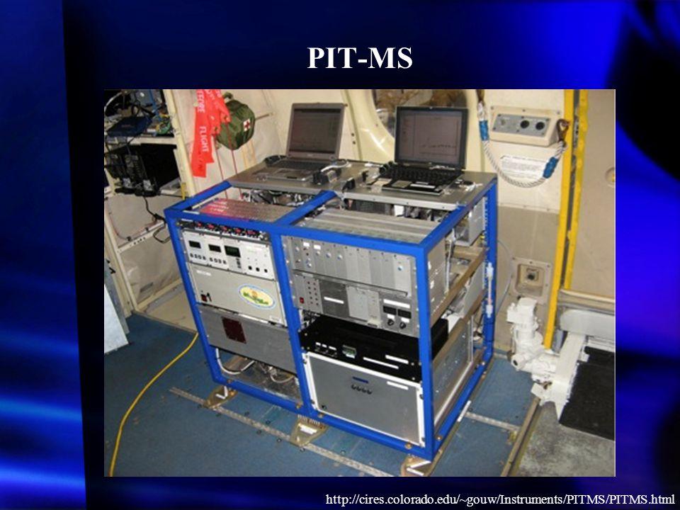PIT-MS http://cires.colorado.edu/~gouw/Instruments/PITMS/PITMS.html