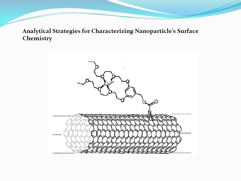 Analytical Strategies for Characterizing Nanoparticle's Surface