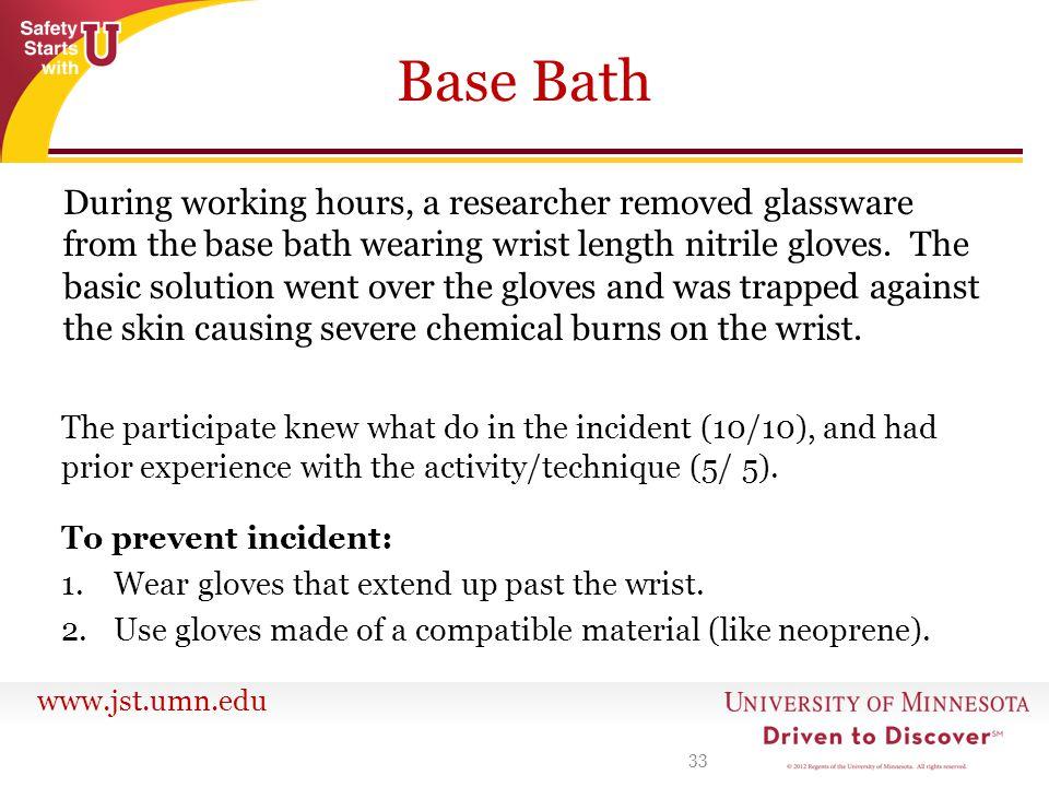 Base Bath