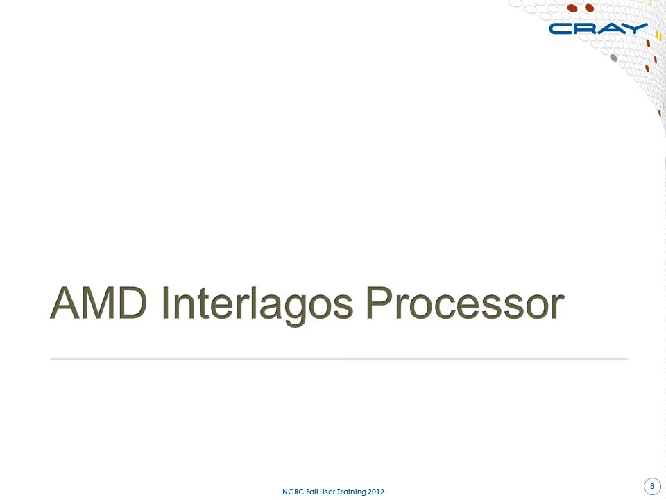 AMD Interlagos Processor