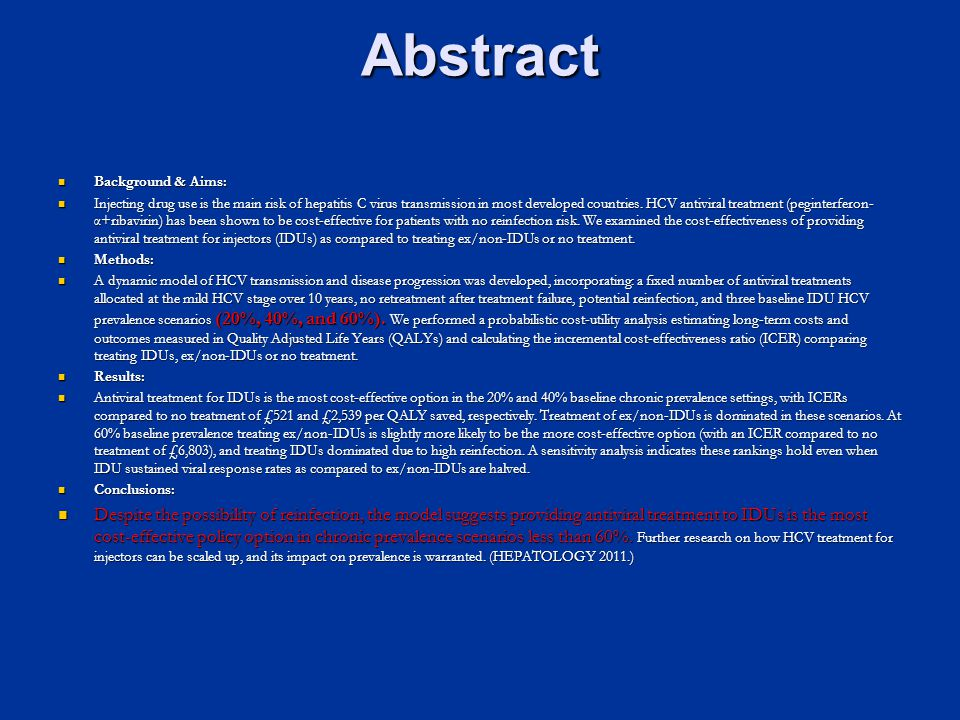 Abstract Background & Aims: