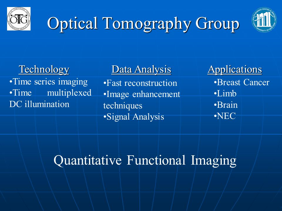 Optical Tomography Group